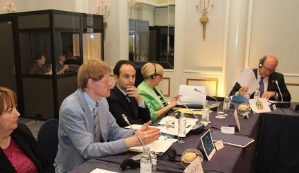 Zagabria, Aprile 2013 - Riunione della Rete Notarile Europea