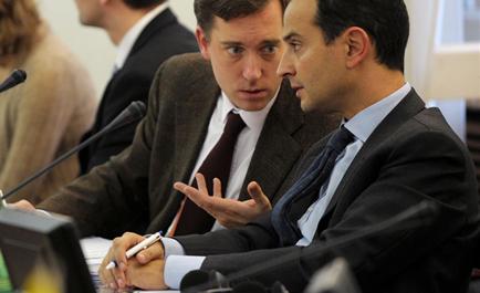Riunione, Novembre 2012 - Rete Notarile Europea (Roma)