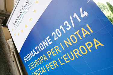 Europe for Notaries, Notaries for Europe